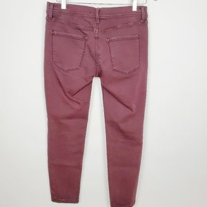 Free People Jeans - 🌵Free people ankle Length, Straight leg jeanG11S9